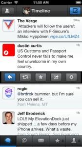Twitter Feed, Expanded Tweet